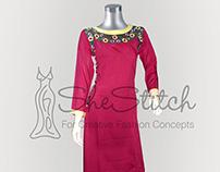 She Stitch Kurti Collection