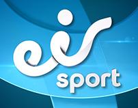 eir Sport Branding