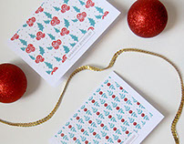 2014 Christmas Patterns