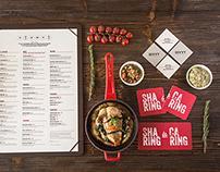 Divvy - Restaurant branding
