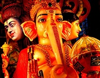 Ganesha Chaturthi - Hyderabad