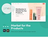 pheo website redesign