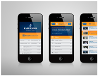 Emerson iPhone Apps