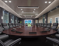 Sabic- Administration Building Interior