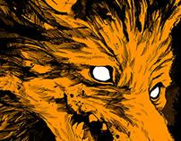 V3CTORS - Werewolf Poster