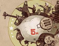 G5 - Iron world