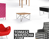 V-Ray Ready furniture Promo#1