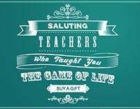 Emailer : Teacher's Day Mailer | Flipkart