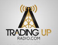 Trading Up Radio - Logo Design