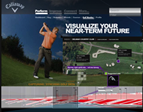 Callaway Golf // CPC Integrated Golf System