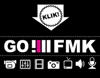 GO!FMK / Facebook app visual
