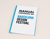 Barcelona Design Festival Manual