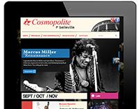Cosmopolte.no - Norwegian music club