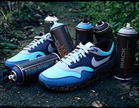 Nike Air Max 1 iD x 'Stash'