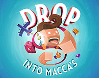 Drop Into Macca's mobile game
