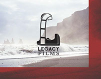 Legacy Films Logo Conception