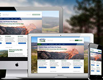 Sierra Club Group Website Design and Development