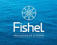 Fishel, identidad de Marca, Perú