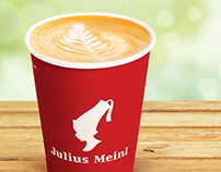 To Go photo/design project for Julius Meinl