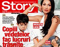 """Story"" celebrity magazine"