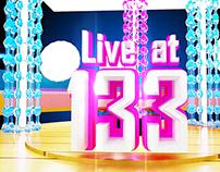 Live at 133