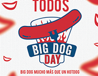 BIG DOG DAY