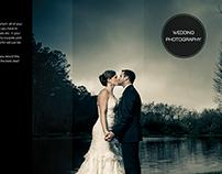 Wedding Photographer Brochure