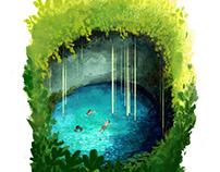 Cenote Study