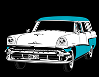 Mercury 1956