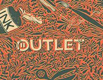 2014 Outlet Magazine Design