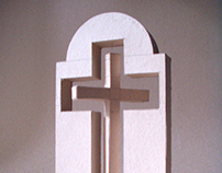 Cross Gravestone