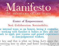 Centered Manifesto