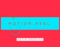 Motion Reel | 2014