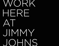 Jimmy John's Kinetic Typography