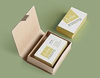 Y Olive Branding