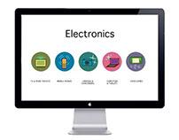 Electronics Icons