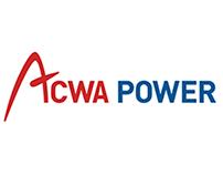 Acwa power - Art works