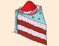 Free Cake Invite.
