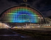 Rainbow Station Amsterdam