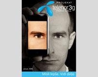 Projekat TELENOR 3G (2008)