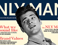NLY MAN – Brand Book