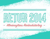 Logo Type / Retur 2014