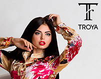 Troya one page shop
