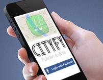 Cityfy - Concept & Design
