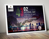 UAE National day 43nd