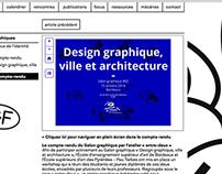 Salon graphique - Bordeaux 2014 -