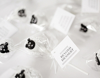 Beyond Dessert - Cakepop Packaging