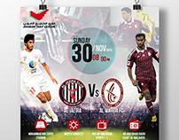 Al Wahda Fc - Match Poster
