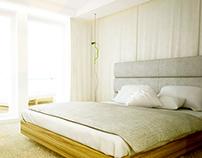 Bedroom vis