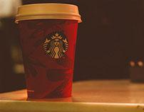 Starbucks winter cup